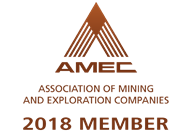 Association of Mining and Exploration Companies (AMEC) Member