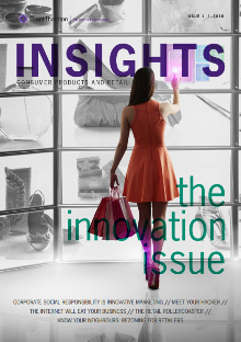 Insights: Consumer products and retail magazine